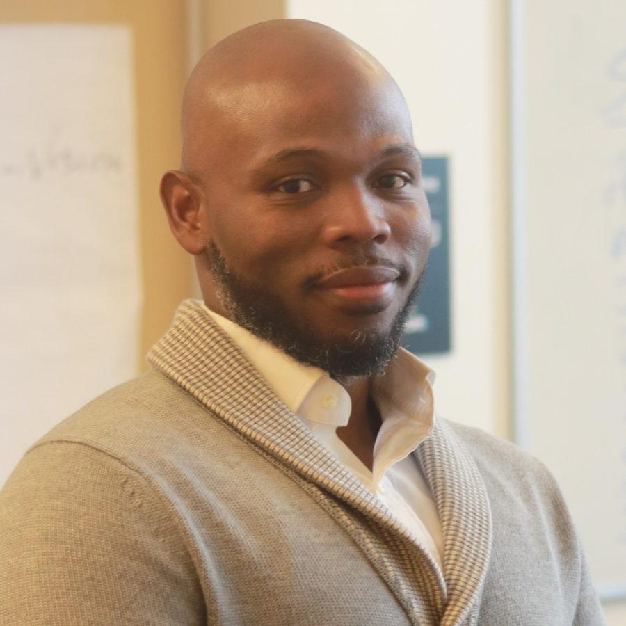 Darren Saxon, MBA